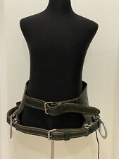 Buckingham Leather Climbing Gear Body Belt