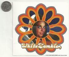 WHITE ZOMBIE new vinyl Sticker/Decal rock metal music band car bumper Rob