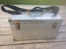 Vintage Bolex H16 Aluminum Metal Case