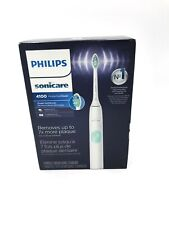 Philips Sonicare - ProtectiveClean 4100 Rechargeable Toothbrush - White
