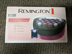 Brand New Remington H5600 Ionic Conditioning Hair Setter 20 Velvety Rollers