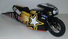 1:9th Scale Racing Champions Angelle Savoie US Army Suzuki Pro Stock Drag Bike