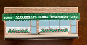 2003 The Cat's Meow Christina's Stone Harbor New Jersey Marabella's Restaurant