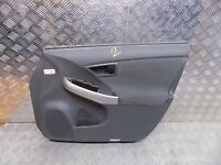 TOYOTA PRIUS 2009 2010 2011 2012 2013 O/S/F DRIVER SIDE FRONT DOOR CARD
