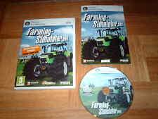 FARMING SIMULATOR 2011...jeu complet...sur PC