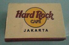 Willie: Hard Rock Matches Jakarta