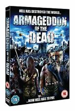 Armageddon of the Dead        DVD   (Brand New)  Zombies