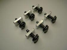 1997-2006 Jeep Wrangler Hard Top Screw & Fastener Kit / 6 Screws & 6 Fasteners