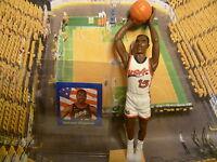 1996  HAKEEM OLAJUWON - Starting Lineup Loose Basketball Figure - USA OLYMPIC