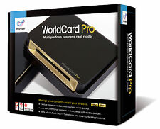 WORLDCARD PRO PENPOWER - Business card scanner NEW Version with 2 licenses