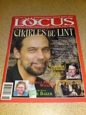 LOCUS (SCI-FI) - CHARLES DE LINT - June 2003 # 509