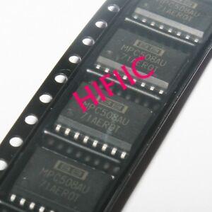 1PCS MPC508AU CMOS ANALOG MULTIPLEXERS SOP16