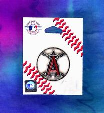 Los Angeles Angels of Anaheim Logo Enameled Cut Out Pin