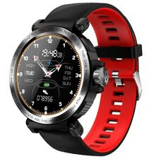 Men Smart Watch IP68 Waterproof Full Touch Sports Heart Rate IOS Android Phone