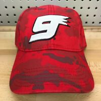 Richard Petty Motorsports Kasey Kahne #9 Red CAMO NWOT Cap NASCAR Licensed Hat