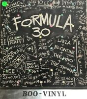 Formula 30 - Various Artists G/F Vinyl LP Record, The Who, Free, 10CC Ex+ Con