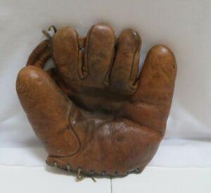 Vintage HALL OF FAMER TONY LAZZERI MODEL MARATHON 4227 BASEBALL GLOVE