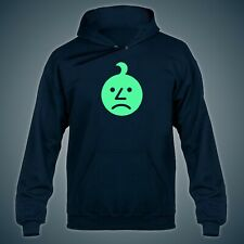 Sad Onion Ashens Glow in the Dark Hooded Sweater Hoody