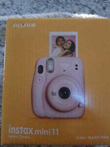 Fujifilm Instax Mini 11 Appareil Photo Instantané - Lilac Purple (16654994)