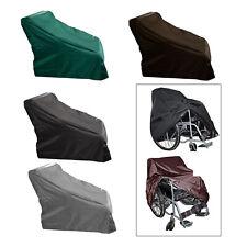 Housse de fauteuil roulant imperméable pour fauteuil roulant électrique caisse