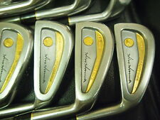 Honma Mens LB606 Cavity golf iron 24K goldline gold ring 4stars Rare Best Price!