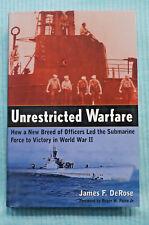 Unrestricted Warfare - DeRose - Submarine - Mush Morton - Wahoo - Tang
