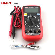 UNI-T UT890C+ Digital LCD Multimeter True RMS + Temperature Probe