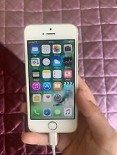 Apple iPhone 5s - 32GB - Silver (O2) A1457 (GSM)