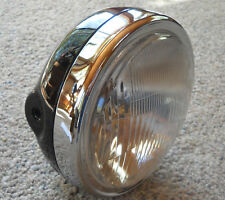 HONDA CB750 CB900 GL1100 Nighthawk CB450 CB550 Goldwing yamaha headlight black