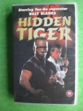HIDDEN TIGER  (BILLY BANKS)  -  BIG BOX ORIGINAL RARE & DELETED