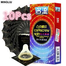 Lots 10Pcs Condoms Men Condom Latex Condoms Large Condoms Contraception Condoms