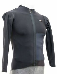 Assos EQUIPE RS Winter Long Sleeve Mid Layer Men MEDIUM Black Road Bike Cycling
