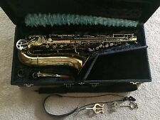 Nice Condition Vito Alto Saxophone Just Serviced and Ready to Play!!!