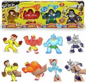 Heroes of Goo Jit Zu Goo Battle Squad - New & Sealed - Free P&P ✔
