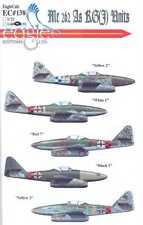 EagleCals Decals 1/32 MESSERSCHMITT Me-262A KG(J) UNITS