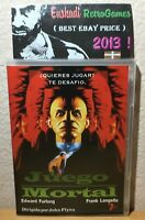 Juego Mortal // 1994 - DVD (PAL 2) // Edward Furlong