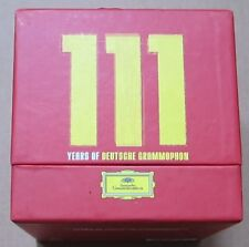 The Collector´s Edition Vol. 1, 111 Years of Deutsche Grammophon, 56 CD Limited
