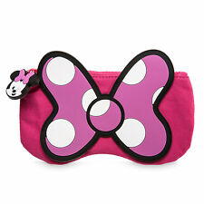 Minnie Mouse MXYZ Sunglasses Case for Kids - Disney Deluxe - Brand New