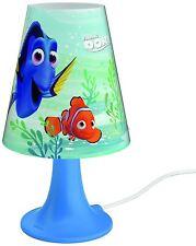 Philips Findet Dorie LED Nachttischlampe Kinder Lampe Kinderlampe, Nemo, Disney