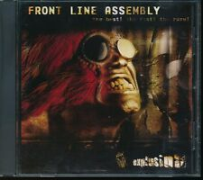 Front Line Assembly - Explosion (CD)