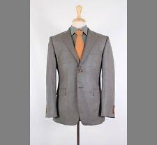 Ralph Lauren 38S Green Check Silk 2-Button Mens Sport Coat Blazer Jacket