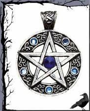 Mittelalter Amulett Nordische Lichter - Keltisches Pentagramm