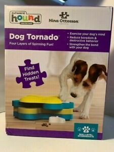Outward Hound Nina Ottosson Dog Tornado Puzzle   LEVEL 2