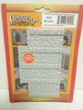 Stone Stepped Bridge Wall Abutment Chooch 8400 Model Railroad Scenery
