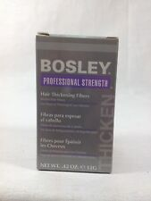 Bosley Professional Strength Hair Thickening Fibers 12g/0.42 oz. Medium Brown