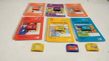 Lot of 9 LeapFrog Leap Frog games and books
