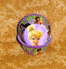 Tinker Bell,Fairies,Cupcake Papers,Wilton,415-5115, Greens,Bake Cup, Party
