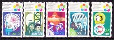Germany DDR 1477-81 MNH 1973 10th Festival of Youths & Students at Berlin Set VF