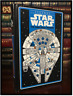 Star Wars Hans Solo Trilogy New Sealed Leather Bound Collectible Last Jedi Gift