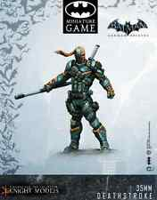 Knight Models BNIB Batman Arkham Origins - Deathstroke K35BAO006